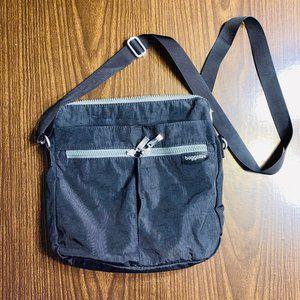 ♦Baggollini Nylon Crossbody Black Bag